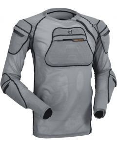 BODY ARMOR XC1 GRAY LG/XL