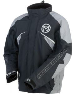 JACKET S6EXPEDTN BK/GY 3X