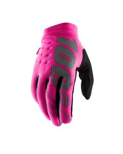 GLOVE WM BRISK PK/BK MD