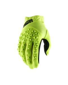 GLOVE YTH AIR F YL/BK MD