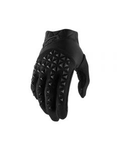 GLOVE YTH AIR BK/GY XL