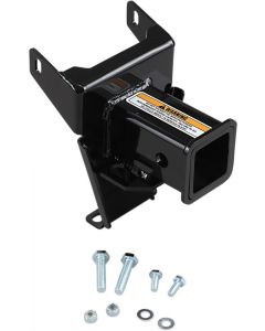 RECEIVER HITCH 2 BB/GRIZ